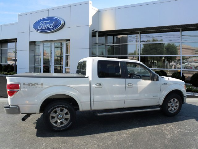 2011 F-150 Super Cab 4x4,  Pickup #W181156E - photo 2