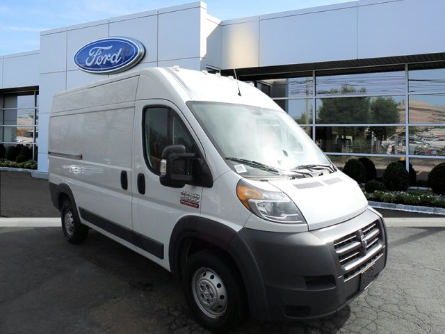 2016 Promaster 2500 High Roof Fwd Uped Cargo Van W181398e Photo