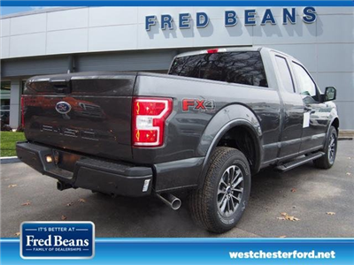 2018 F-150 Super Cab 4x4, Pickup #W18198 - photo 4