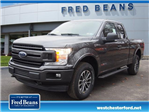 2018 F-150 Super Cab 4x4, Pickup #W18198 - photo 1