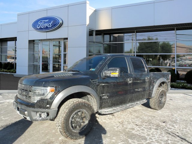 2014 F-150 Super Cab 4x4, Pickup #W18231A - photo 1