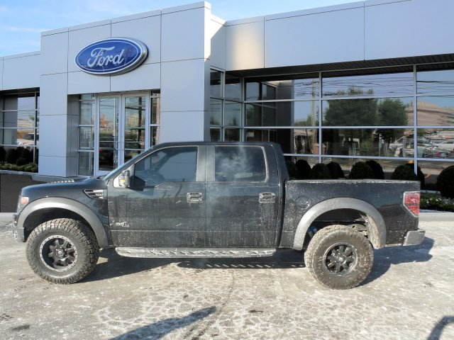 2014 F-150 Super Cab 4x4, Pickup #W18231A - photo 2