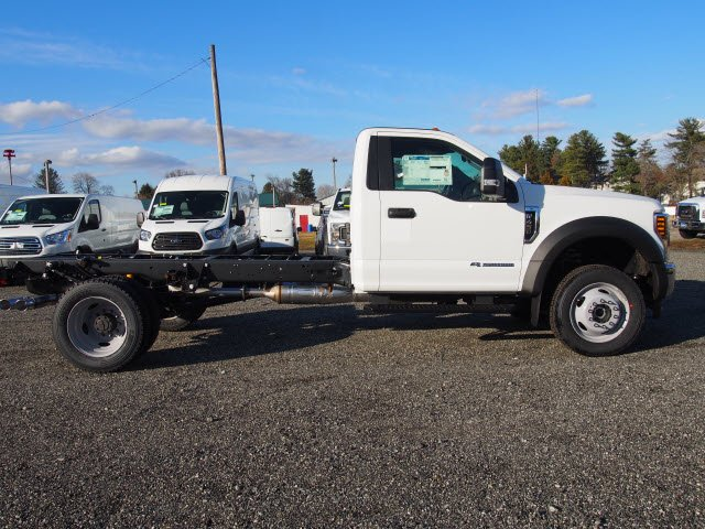 2018 F-450 Regular Cab DRW 4x4, Cab Chassis #W18311 - photo 5