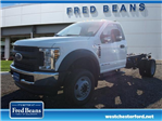 2018 F-450 Regular Cab DRW 4x4, Cab Chassis #W18311 - photo 1