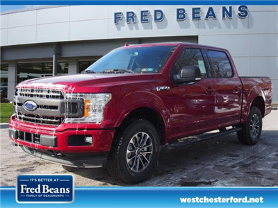 2018 F-150 Crew Cab 4x4 Pickup #W18317 - photo 10
