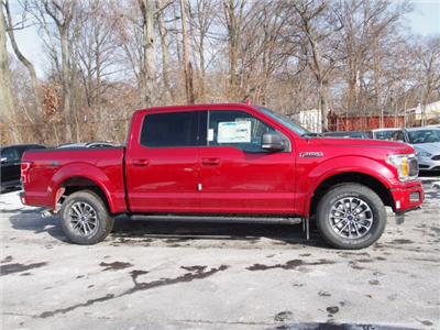 2018 F-150 Crew Cab 4x4 Pickup #W18317 - photo 3