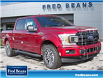 2018 F-150 Crew Cab 4x4 Pickup #W18317 - photo 1