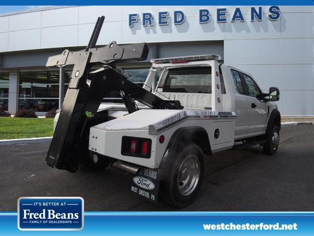 2018 F-450 Super Cab DRW 4x4, Jerr-Dan Wrecker Body #W18416 - photo 2