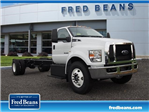 2018 F-650 Regular Cab DRW, Cab Chassis #W18468 - photo 1
