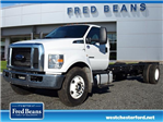 2018 F-650 Regular Cab DRW, Cab Chassis #W18513 - photo 1