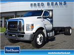 2018 F-650 Regular Cab DRW, Cab Chassis #W18515 - photo 1