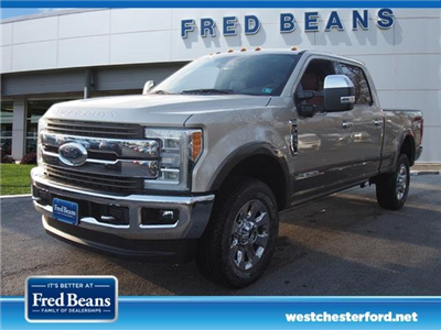 2018 F-250 Crew Cab 4x4, Pickup #W18534 - photo 1