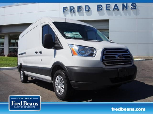 2018 Transit 250 Med Roof, Cargo Van #W18637 - photo 1