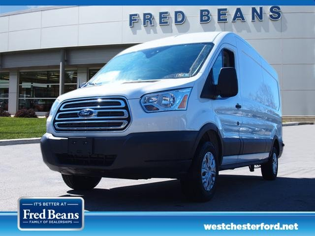 2018 Transit 250 Med Roof, Cargo Van #W18637 - photo 10