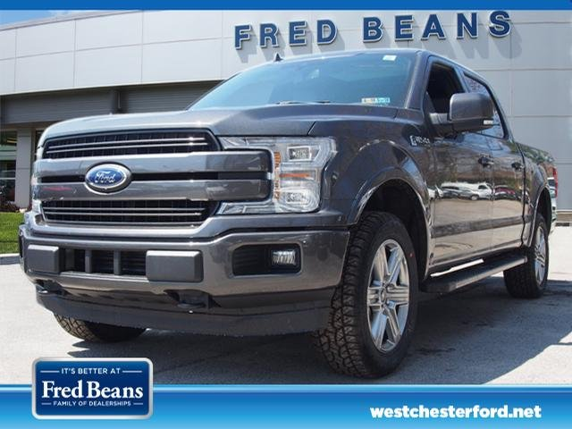 2018 F-150 SuperCrew Cab 4x4, Pickup #W18740 - photo 1