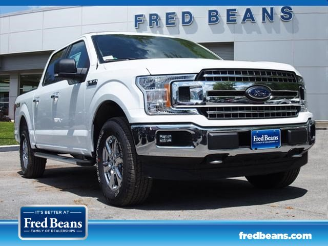 2018 F-150 SuperCrew Cab 4x4,  Pickup #W18761 - photo 1
