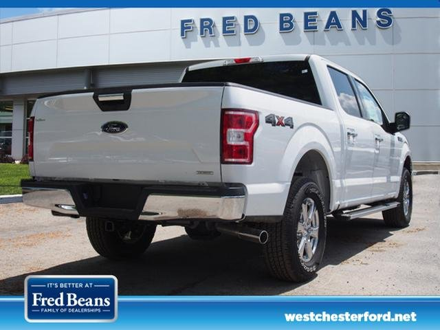 2018 F-150 SuperCrew Cab 4x4,  Pickup #W18761 - photo 2