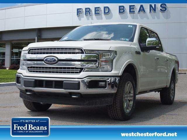 2018 F-150 SuperCrew Cab 4x4, Pickup #W18811 - photo 10