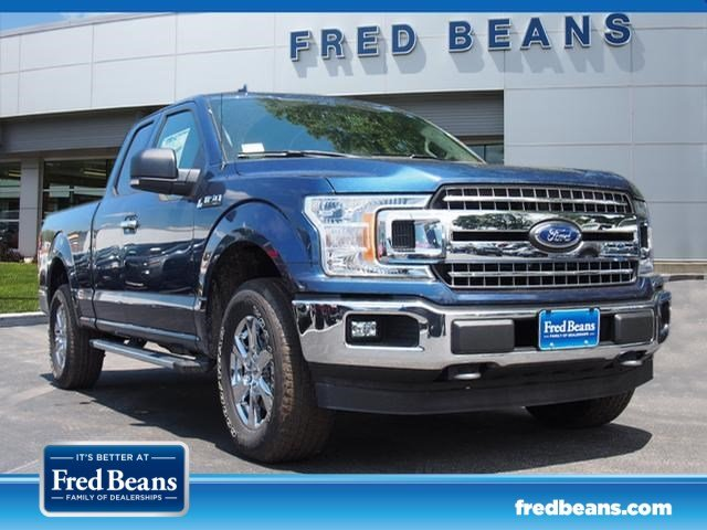 2018 F-150 Super Cab 4x4,  Pickup #W18851 - photo 1