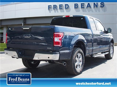 2018 F-150 Super Cab 4x4,  Pickup #W18851 - photo 2