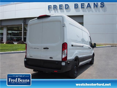 2018 Transit 250 Med Roof,  Empty Cargo Van #W18912 - photo 3