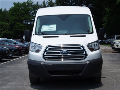 2018 Transit 250 Med Roof,  Empty Cargo Van #W18912 - photo 6