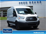 2018 Transit 250 Med Roof,  Empty Cargo Van #W18912 - photo 1
