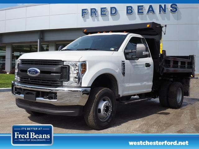 2019 F-350 Regular Cab DRW 4x4,  Cab Chassis #W19005 - photo 3