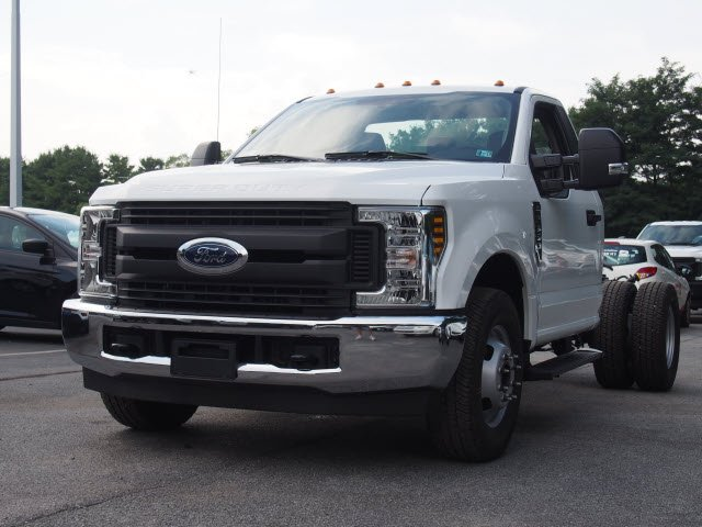 2019 F-350 Regular Cab DRW 4x2,  Cab Chassis #W19007 - photo 4