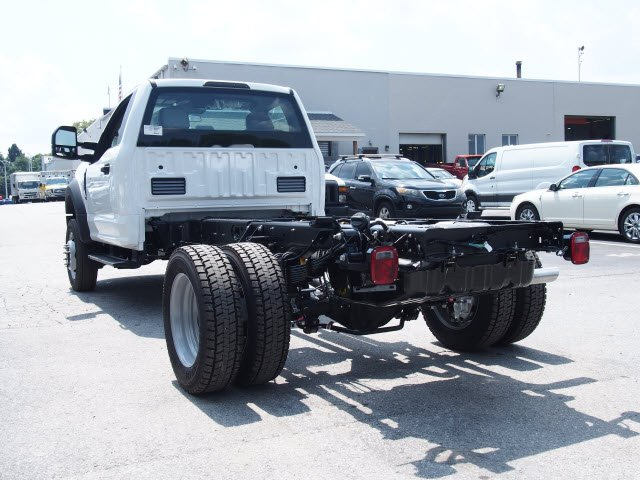 2019 F-550 Regular Cab DRW 4x4,  Cab Chassis #W19008 - photo 2