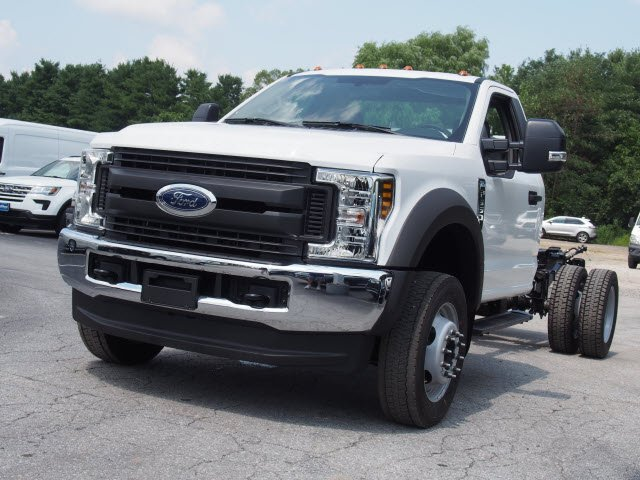 2019 F-550 Regular Cab DRW 4x4,  Cab Chassis #W19008 - photo 1