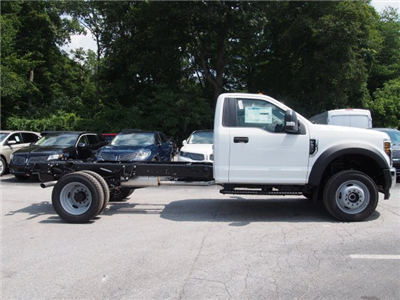 2019 F-550 Regular Cab DRW 4x4,  Cab Chassis #W19008 - photo 4