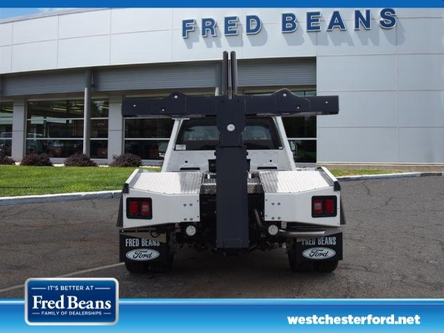 2019 F-450 Super Cab DRW 4x4,  Jerr-Dan Wrecker Body #W19027 - photo 4