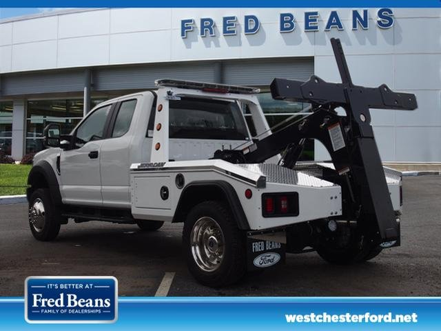 2019 F-450 Super Cab DRW 4x4,  Jerr-Dan Wrecker Body #W19027 - photo 2