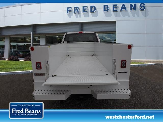 2019 F-350 Super Cab 4x4,  Reading Classic II Steel Service Body #W19035 - photo 4