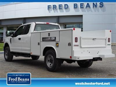 2019 F-350 Super Cab 4x4,  Reading Classic II Steel Service Body #W19035 - photo 2