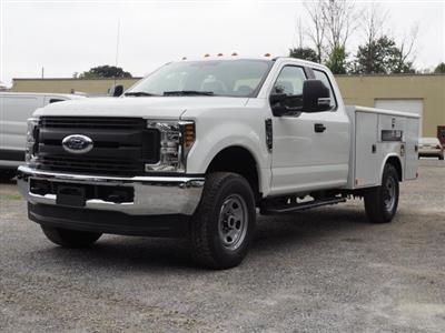 2019 F-350 Super Cab 4x4,  Reading Classic II Steel Service Body #W19035 - photo 5