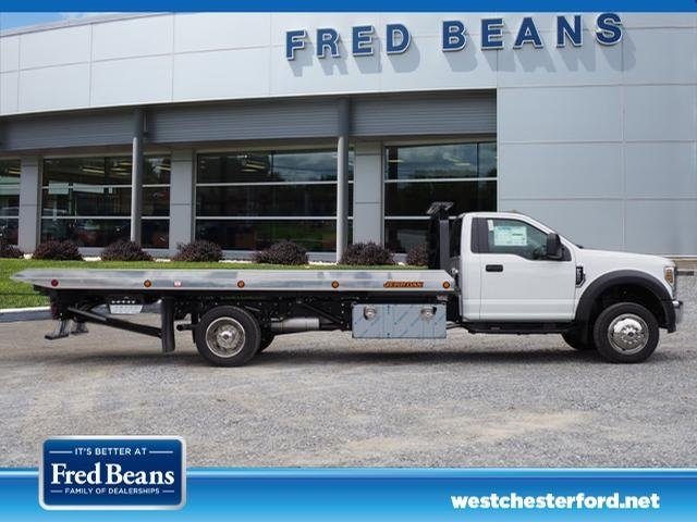 2019 F-550 Regular Cab DRW 4x2,  Jerr-Dan Rollback Body #W19047 - photo 2