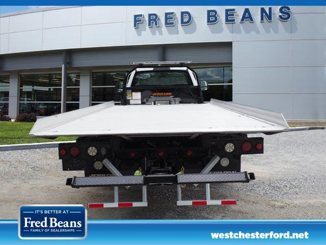 2019 F-550 Regular Cab DRW 4x2,  Jerr-Dan Rollback Body #W19047 - photo 3