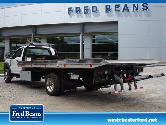 2019 F-550 Regular Cab DRW 4x2,  Jerr-Dan Rollback Body #W19047 - photo 4
