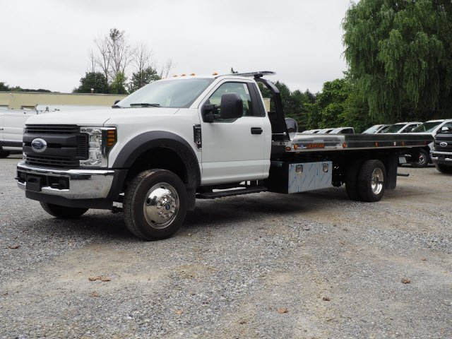 2019 F-550 Regular Cab DRW 4x2,  Jerr-Dan Rollback Body #W19047 - photo 5