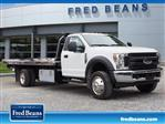 2019 F-550 Regular Cab DRW 4x2,  Jerr-Dan Rollback Body #W19047 - photo 1