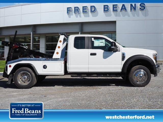 2019 F-450 Super Cab DRW 4x2,  Jerr-Dan Wrecker Body #W19061 - photo 3
