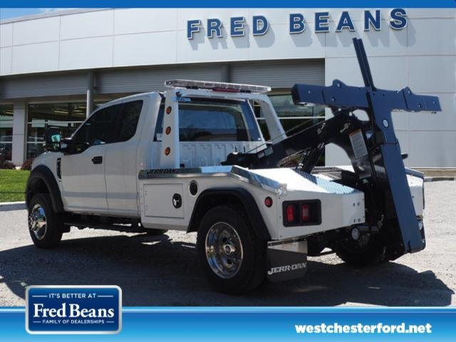 2019 F-450 Super Cab DRW 4x2,  Jerr-Dan Wrecker Body #W19061 - photo 4