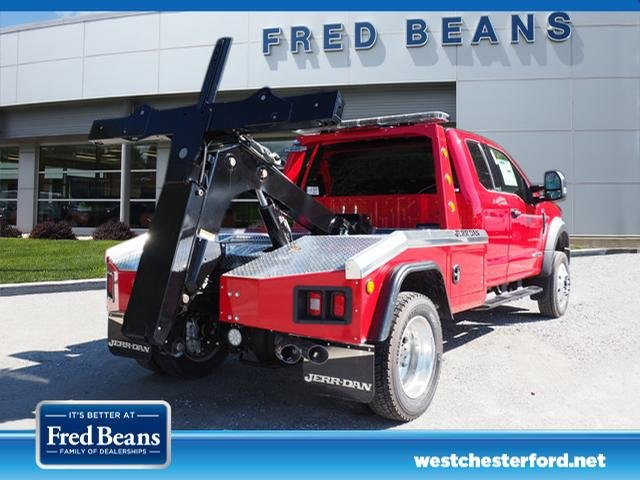 2019 F-450 Super Cab DRW 4x4,  Jerr-Dan Wrecker Body #W19062 - photo 2