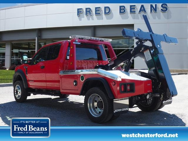 2019 F-450 Super Cab DRW 4x4,  Jerr-Dan Wrecker Body #W19062 - photo 4