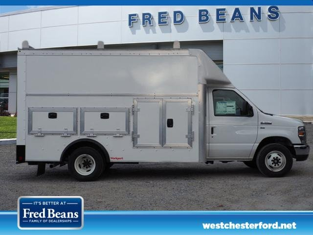 2019 E-350 4x2,  Rockport Service Utility Van #W19065 - photo 3