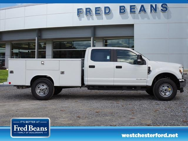 2019 F-350 Crew Cab 4x4,  Reading Service Body #W19073 - photo 3