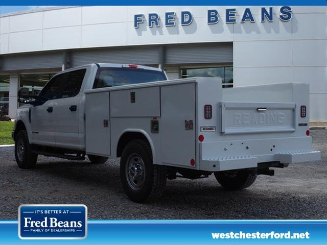 2019 F-350 Crew Cab 4x4,  Reading Service Body #W19073 - photo 2