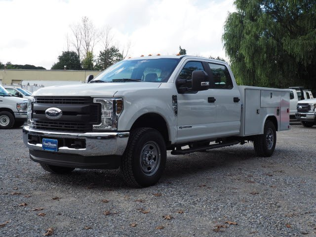 2019 F-350 Crew Cab 4x4,  Reading Service Body #W19073 - photo 5